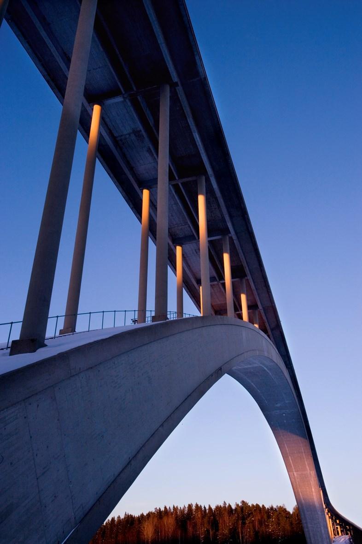 Sandöbron, Ångermanland